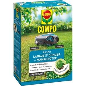 Compo Robo-Rasen Langzeit-Dünger 5 kg