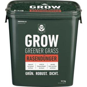 Compo Grow Greener Grass 5,5 kg für 200 m²