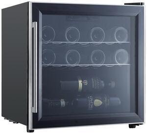 Weinkühlschrank in Schwarz ´WKS14´