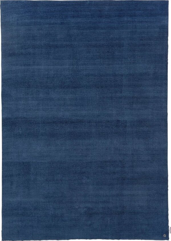 Teppich »Powder uni«, TOM TAILOR, rechteckig, Höhe 12 mm, besonders weich und flauschig, Wohnzimmer