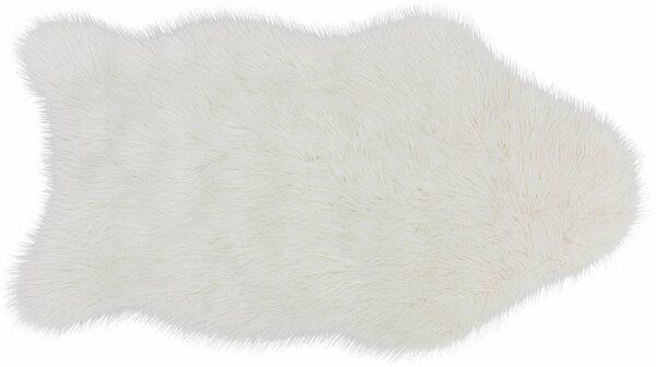 Fellteppich »Mia«, ASTRA, fellförmig, Höhe 50 mm, Kunstfell, waschbar, Wohnzimmer