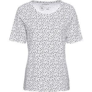 """Adagio T-Shirt """"Minni 3"""", 1/2 Arm, Millefleur, Baumwolle, für Damen"""