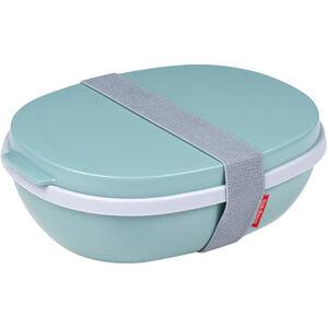 "Mepal Lunchbox ""Ellipse duo"", nordic green"