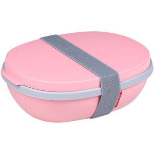 "Mepal Lunchbox ""Ellipse duo"", nordic pink"