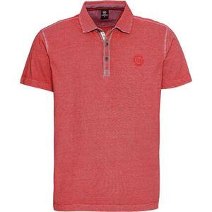 Lerros Poloshirt, 1/2-Arm, Streifen, Waschung, für Herren