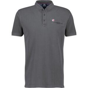 Lerros Shirt, Stehkragen, Knopfleiste, Brusttasche, für Herren