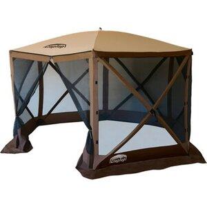Faltpavillon ClapTop 600 BxT: 366 cm x 366 cm