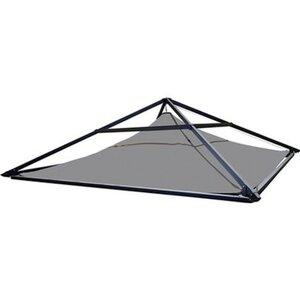Ersatzdach für Pavillon Cartaya Taupe 300 cm x 300 cm