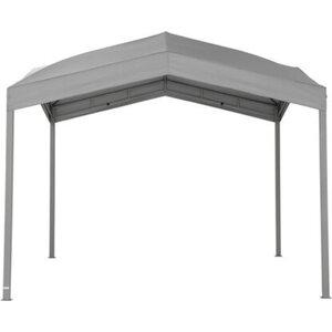 Tepro Pavillon Marabo 305 cm x 305 cm Grau