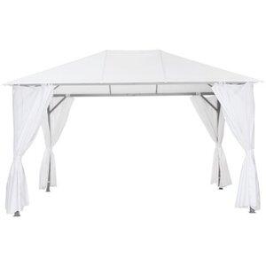 Tepro Pavillon Kabara 300 cm x 400 cm Weiß