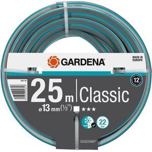"Gardena Schlauch Classic 13 mm (1/2"") 25m Jubiläumsschlauch"