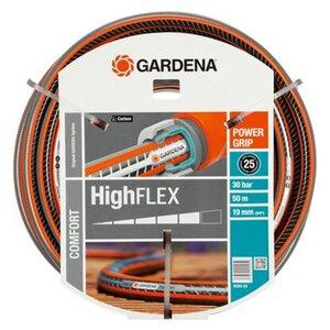 """Gardena Gartenschlauch Comfort HighFlex 19 mm (3/4"""") mit PowerGrip 30 bar 50 m"""