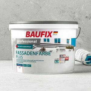 Baufix Fassadenfarbe Plus