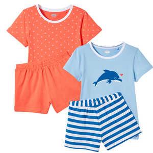 HIP&HOPPS®  Kinder-Shorty-Pyjama