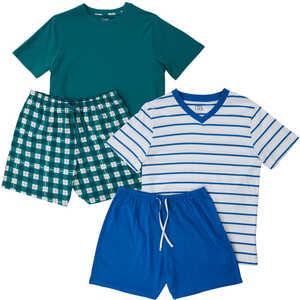 TOWNLAND®  Herren-Shorty-Pyjama