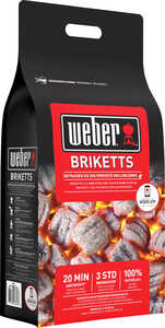 WEBER  Briketts »17590«
