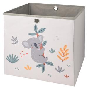 Aufbewahrungsbox mit Koalabär-Motiv