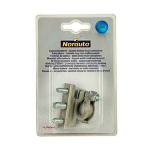 Doppelring Batteriepolklemme - von Norauto, 1 Stück
