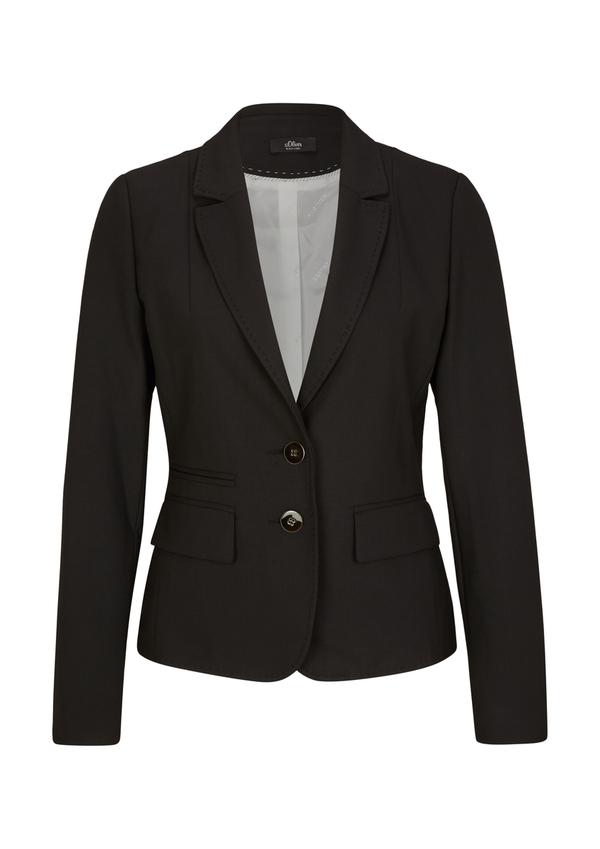 Damen Blazer mit taillierter Passform