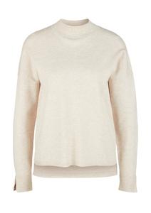 Damen Pullover mit High Neck