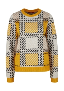 Damen Pullover aus hochwertigem Wollmix