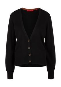 Damen Jacke aus Strukturstrick