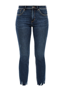 Damen Slim Fit: Ankle-Denim