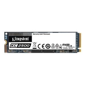 Kingston KC2500 2 TB NVMe PCIe SSD M.2 TLC - 3,5mm SKC2500M8/2000G