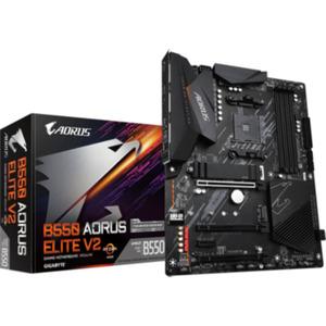 Gigabyte B550 Aorus Elite V2 ATX Mainboard Sockel AM4 M.2/HDMI/DP/USB3.2