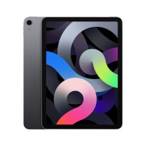"""Apple iPad Air 10,9"""" 2020 Wi-Fi 64 GB Space Grau MYFM2FD/A"""