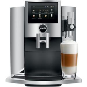JURA S8 Chrom (EA) Kaffeevollautomat
