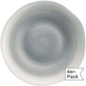 Speiseteller im 4er-Pack spülmaschinenfest Uni  29 cm Ø