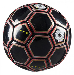 DFB Ball schwarz