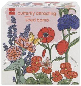HEMA Saatbombenset, Schmetterlingsfreundlich