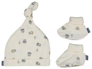 HEMA Newborn-Mütze + Schühchen