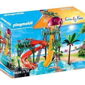 Playmobil® 70609 - Aqua Park mit Rutschen - Playmobil® Family Fun