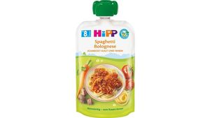HiPP Bio Menü Spaghetti Bolognese