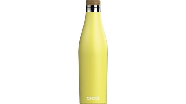 SIGG Thermo Edelstahl Trinkflasche 0.5 L