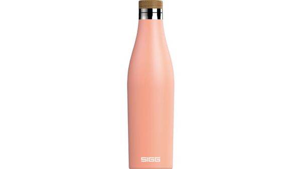 SIGG Thermo Edelstahl Trinkflasche Shy pink 0.5l
