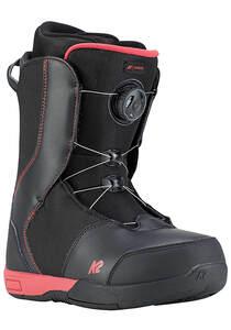 K2 SNOWBOARDING Vandal Boa Snowboard Boots - Schwarz