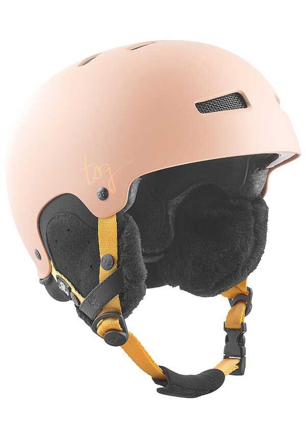 TSG Lotus - Snowboard Helm für Damen - Pink
