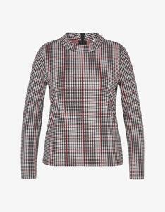 Steilmann Woman - Jacquard-Shirt mit Hahnentritt-Muster