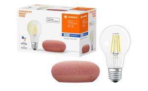 LEDVANCE Google Home Mini Sprachassistent, coral - orange - Lampen & Leuchten