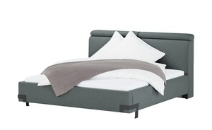 switch Polsterbettgestell  Gino - grau - Betten
