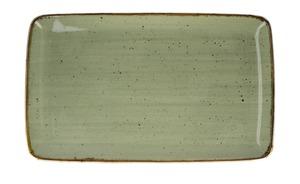 Peill+Putzler Platte 29,5cm - grün - Porzellan - Geschirr
