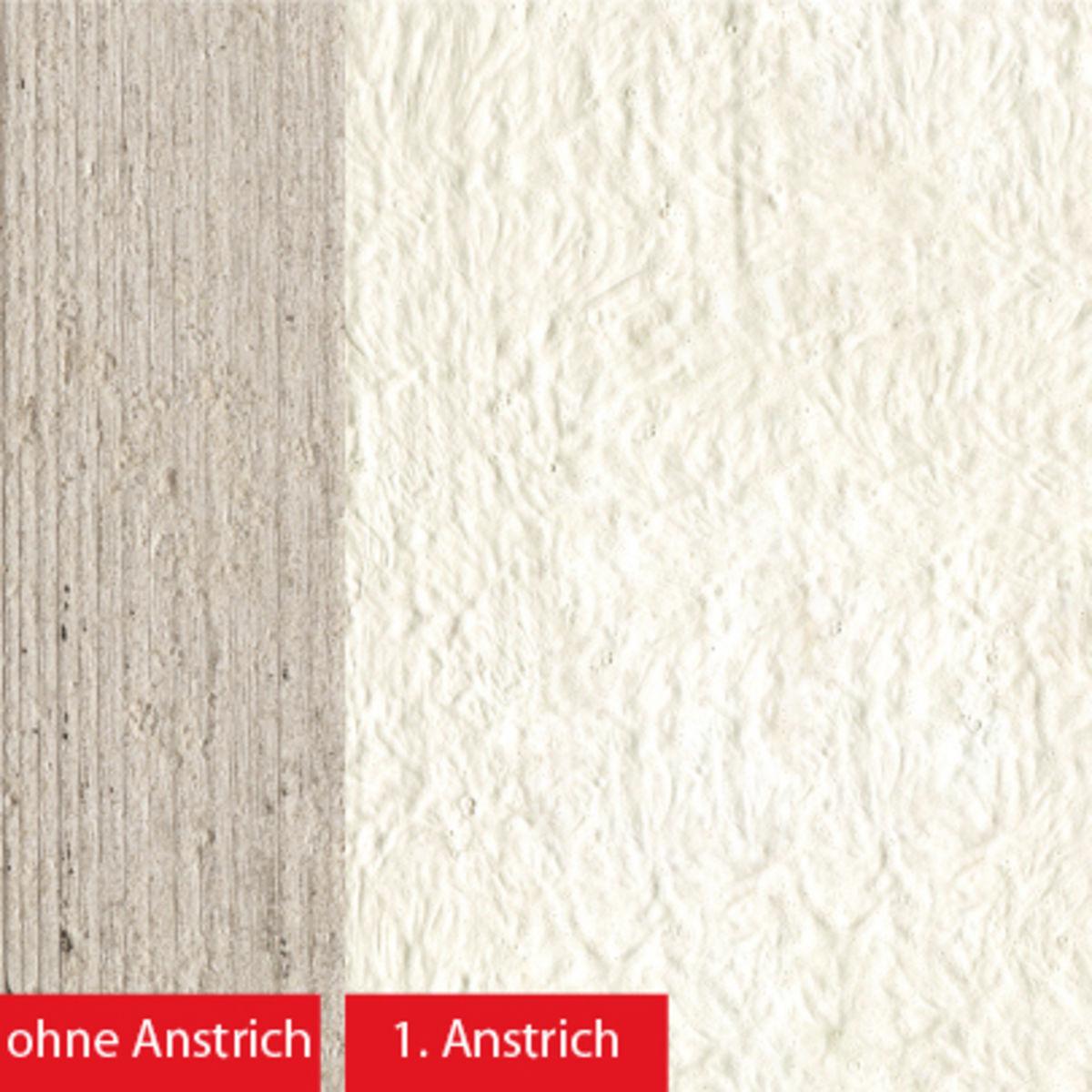 Bild 2 von BAUFIX professional Silikon-Fassadenfarbe weiß 10 L