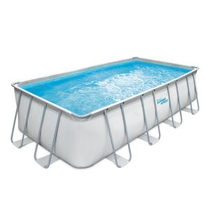 Summer Waves Elite Pool 549x274x132 cm lichtgrau