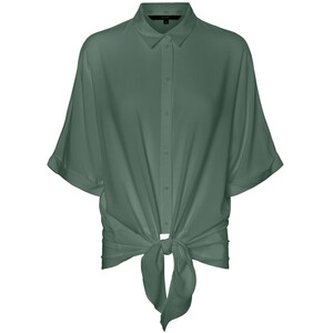 Vero Moda  VMKHLOE SS TIE SHIRT Bluse