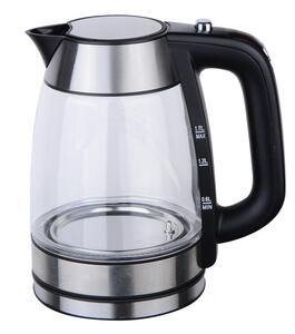 Kalorik Glaswasserkocher TKG JK 1040 mit digitaler Temperatursteueren