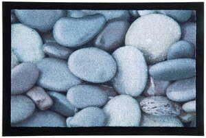 Lifetex Digitaldruck-Schmutzfangmatte, ca. 40 x 60 cm - Kieselsteine